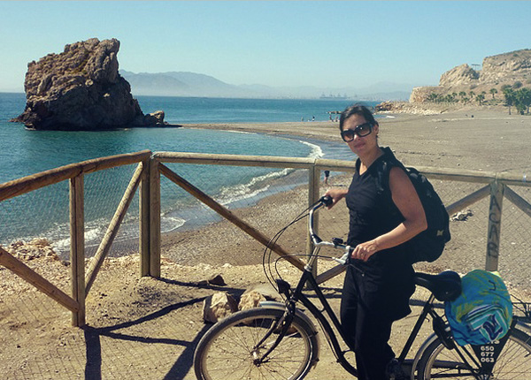 Cycling routes in Malaga – Peñon del Cuervo