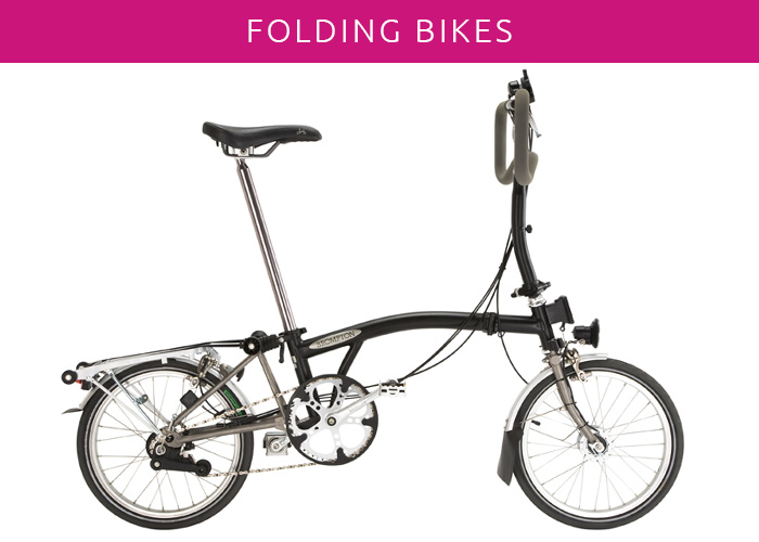 Malaga Folding Bike Rental